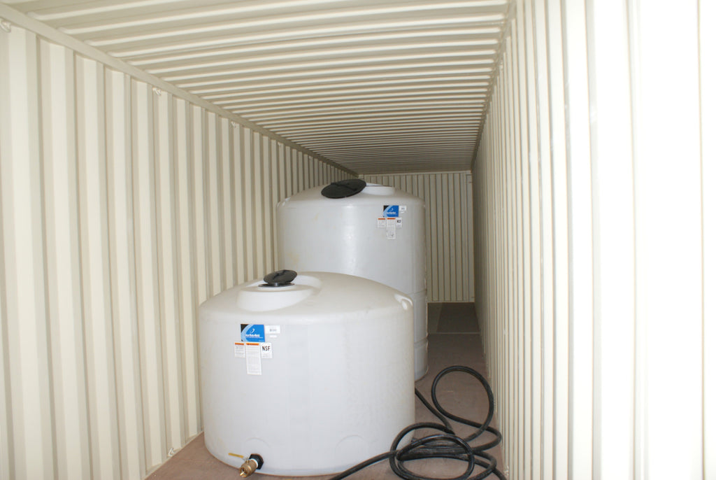 Customized Connex Containers