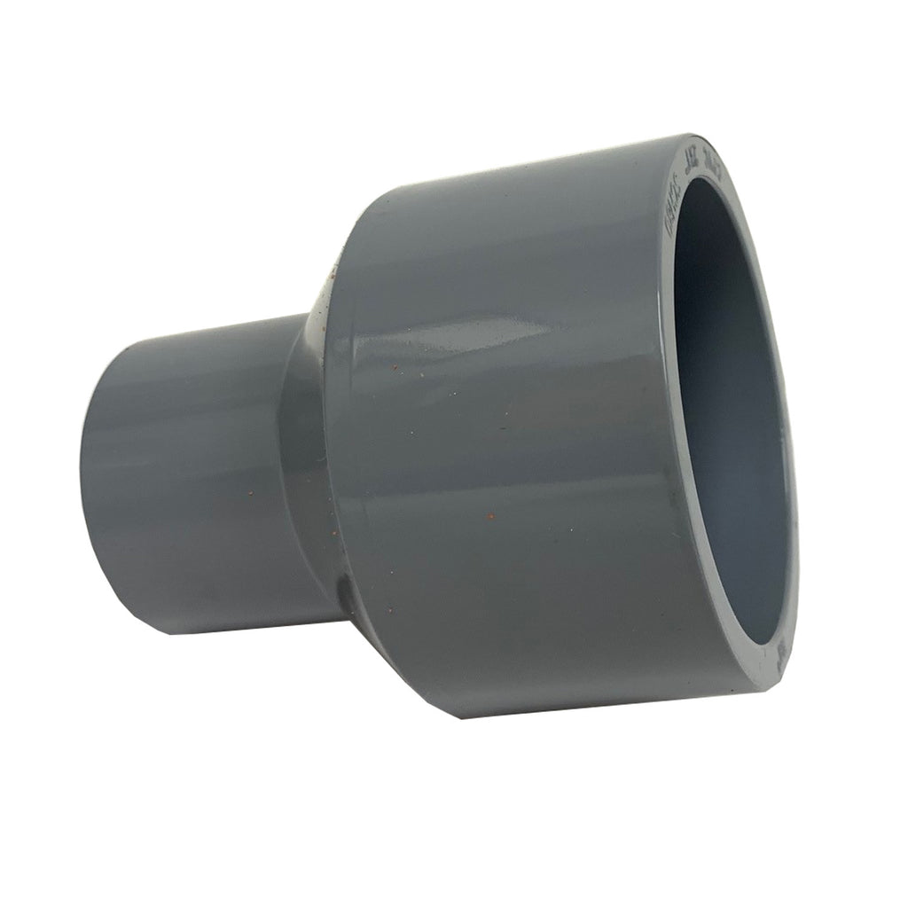 ERA Sch 80 CPVC Bell Reducing Coupling, 1-1/4 Inch X 1 Inch Socket X Socket