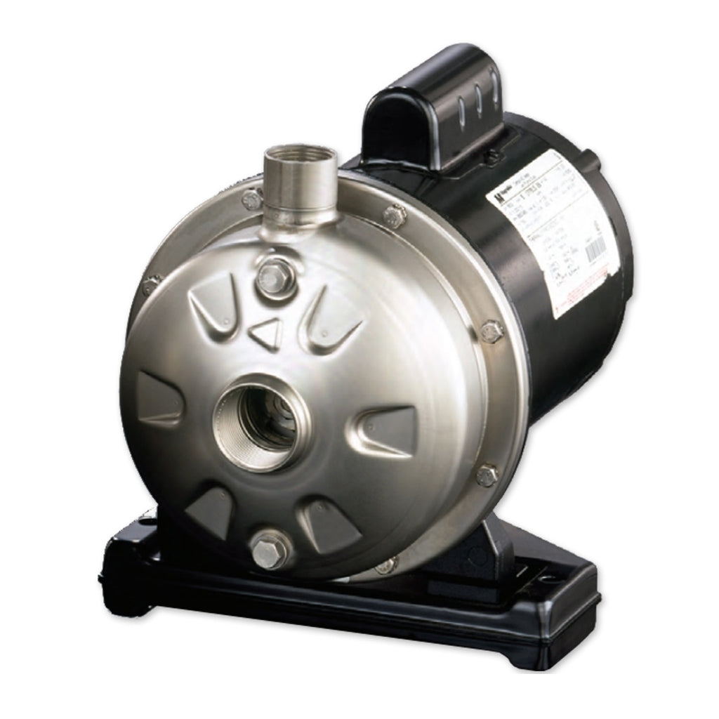 Ebara Pumps CDU70/17D1C Stainless Steel Centrifugal Pump, 0.75 HP