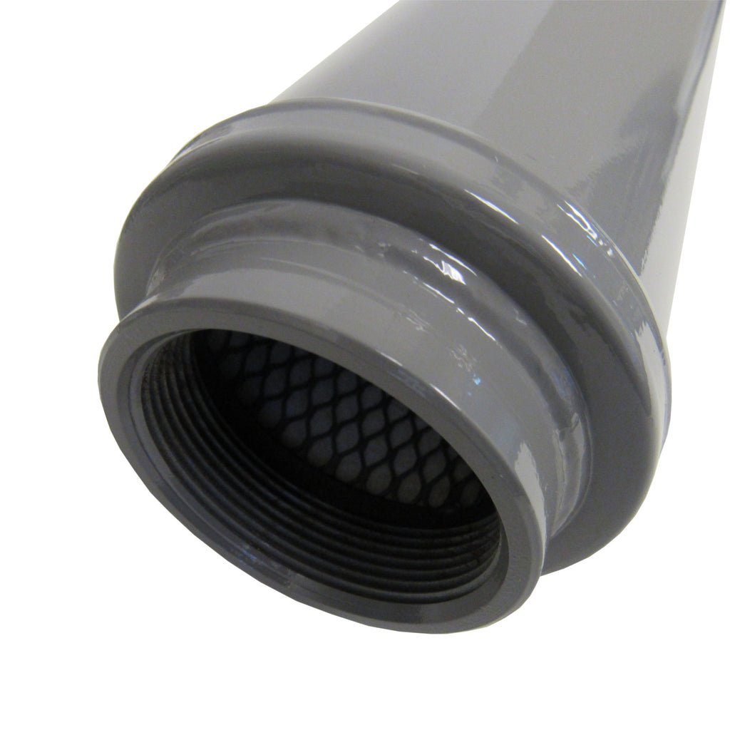 Solberg SLCR250 2-1/2 Inch Side Channel Blower Silencer