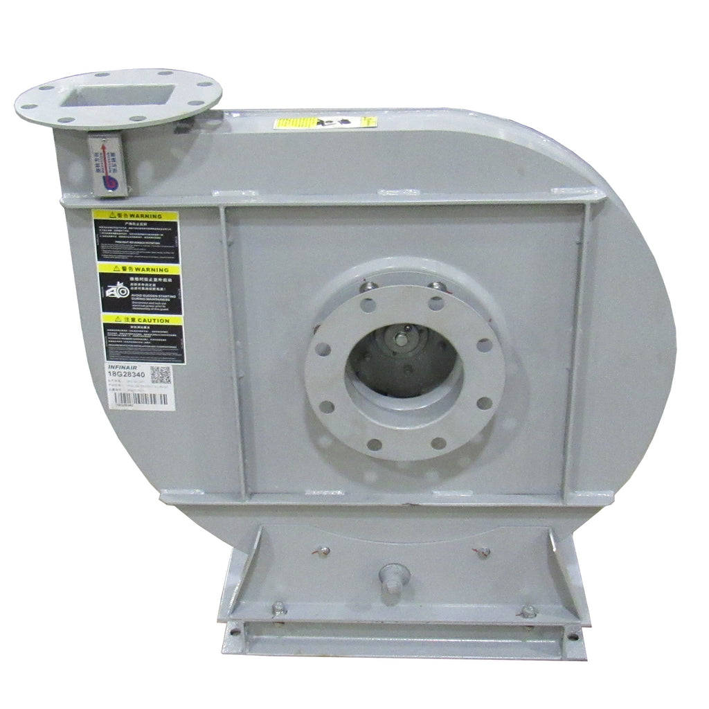 INFINAIR BACKWARD CURVED CENTRIFUGAL FAN - 10 HP