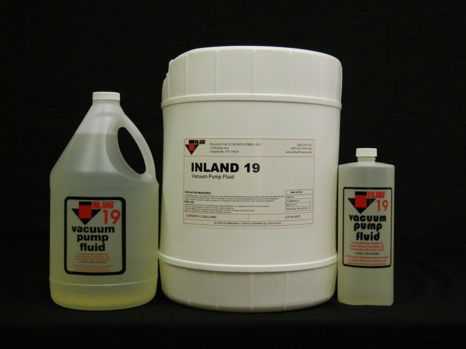 INLAND 19 ULTRA (SEMI-SYNTHETIC) ROTARY SCREW COMPRESSOR OIL - 5 GALLONS