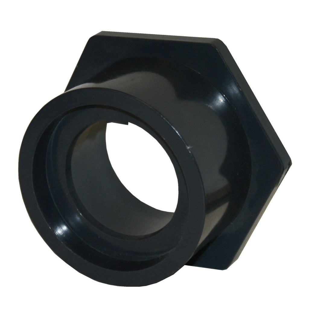 ERA Sch 80 PVC Reducing Bushing (Ring), 2 Inch X 3/4 Inch, Socket