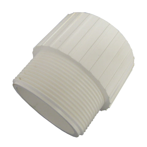ERA SCH 40 PVC - MALE ADAPTER - MALE NPT THREAD X SOCKET - 4 INCH