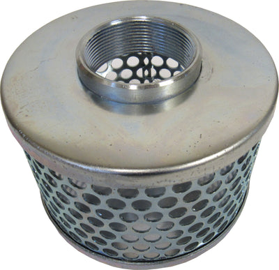 "AMT C519-90 3 INCH FNPT STANDARD SUCTION STRAINER WITH 3/8"" INCH OPENINGS"