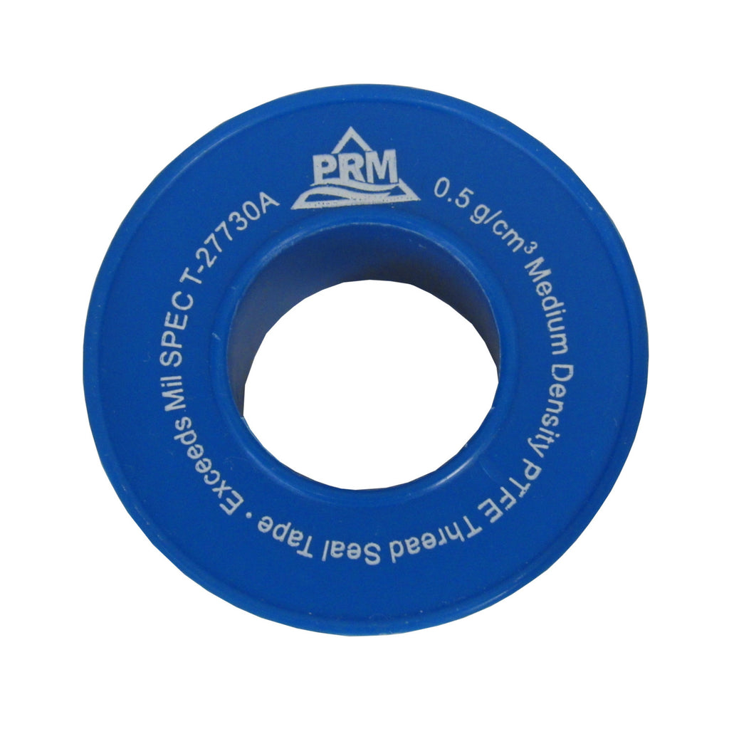 PTFE Plumber's Tape - 1/2 Inch x 520 Inch Premium Thread Seal Tape