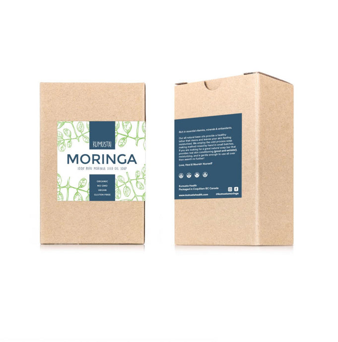 Moringa Oil Soap