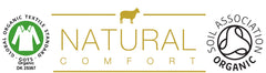 Natural Comfort GOTS Certified Wool Range