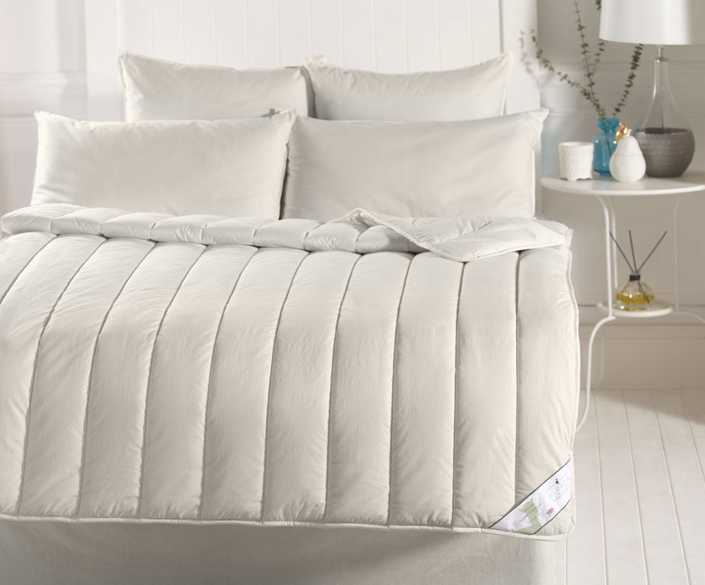GOTS Certified Organic Single Wool Duvet