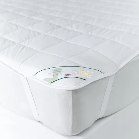 Washable Wool Mattress Protector