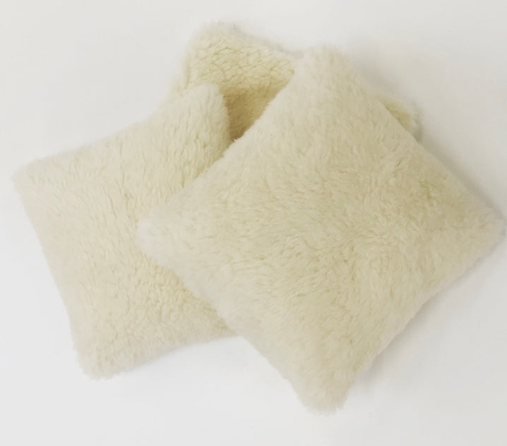 Natural Comfort - Luxury Double Sided Pure Wool Cushion Cover