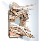 Driftwood Mirror/ Composition # 24