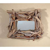 Driftwood Mirror/ Composition #30