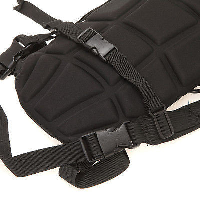 Black Everyday Carry Tactical Hydration Bag - Holds 3 Liters - Under Control Tactical - 8