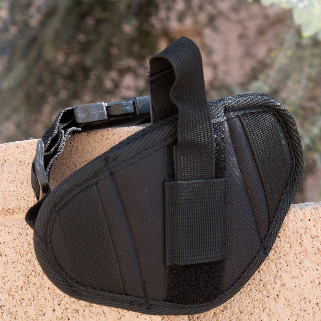 Best Gun Holster for Car, Truck, & Vehicle - Perfect Fit for Smith and Wesson, Glock, Ruger, & More - 100% Satisfaction Guaranteed! - Under Control Tactical - 4