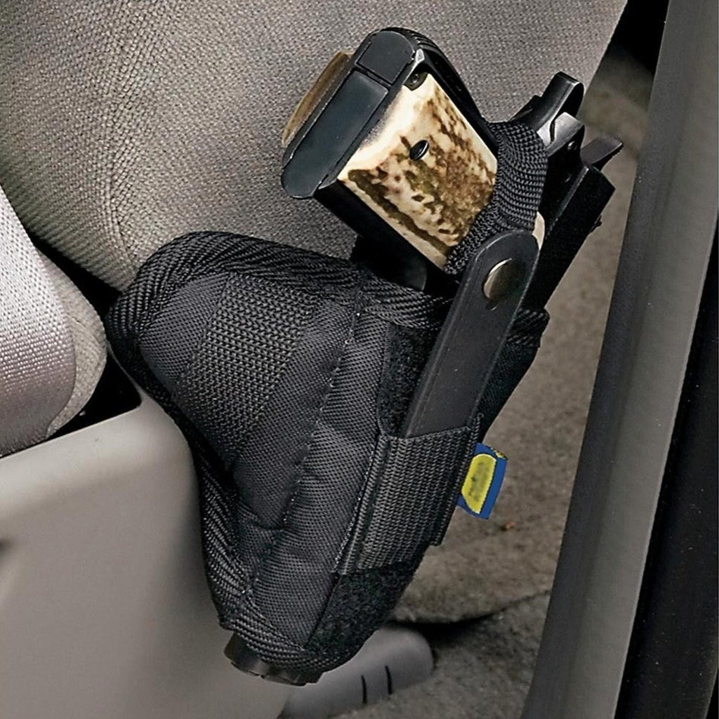 Best Gun Holster for Car, Truck, & Vehicle - Perfect Fit for Smith and Wesson, Glock, Ruger, & More - 100% Satisfaction Guaranteed! - Under Control Tactical - 2
