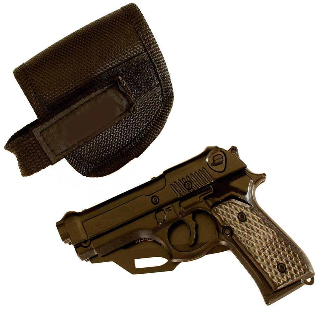 Black 1911 Pistol Knife for Gun Lovers - Under Control Tactical - 5