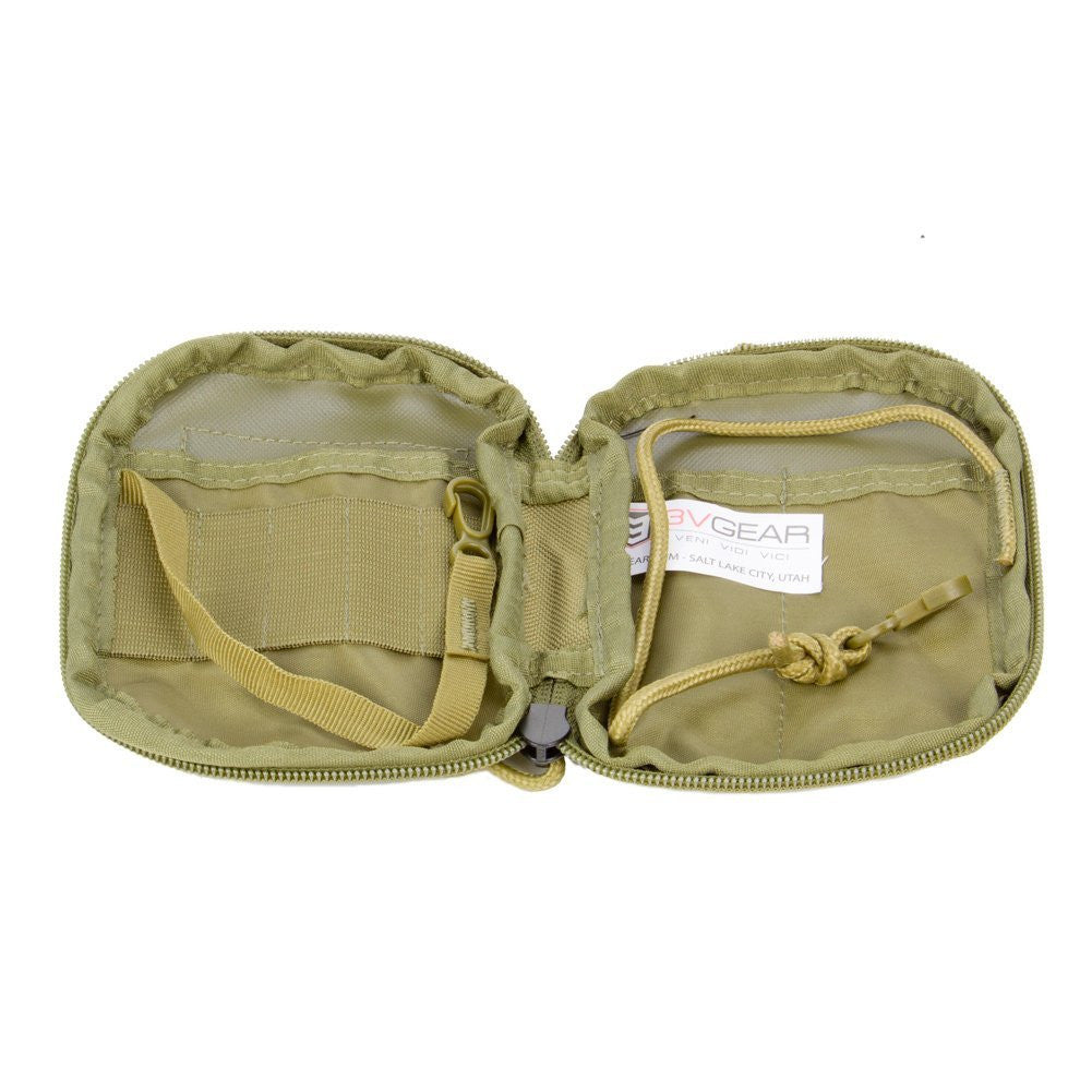 Compact Pocket Organizer MOLLE Compatible-Attach to Tactical Backpacks, Military Bags, and More - Under Control Tactical - 6