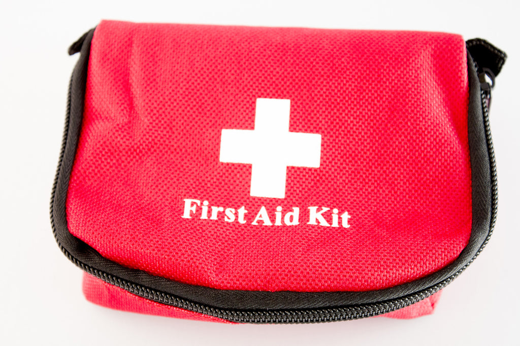 "Portable ""Everyday Carry"" Emergency First Aid Kit with Carry Case - Under Control Tactical - 3"