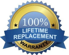 Extended 5 Year Replacement Warranty