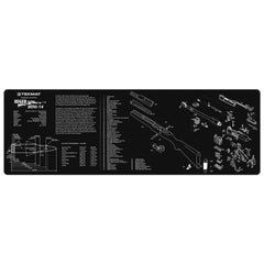 "Ruger® Mini 14® Gun Cleaning Mat - 12"" x 36"" Oversized Workarea"