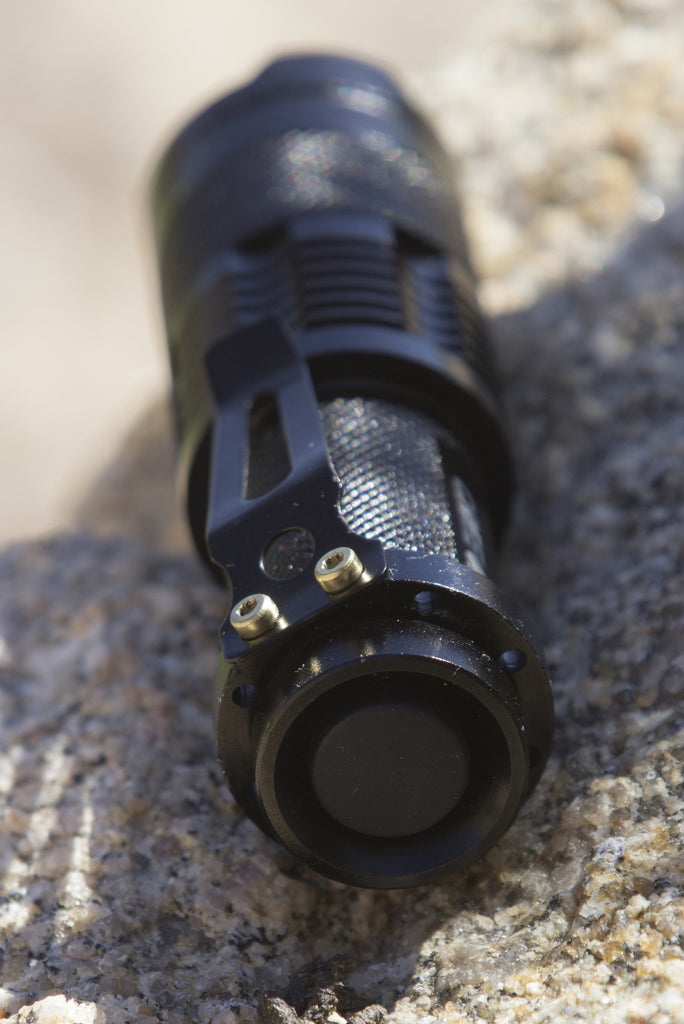 ULTIMATE Tactical LED Flashlight - #1 Rated by Police & Military - Under Control Tactical - 5