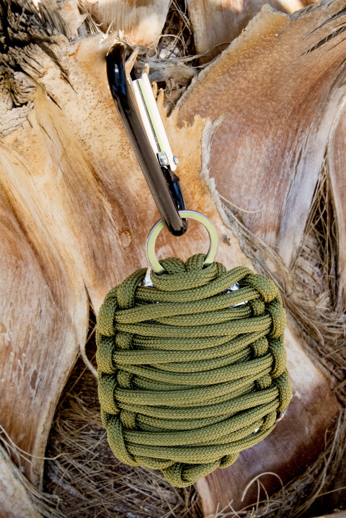 Emergency Survival Kit in Paracord Grenade - Lightweight & Easy-to-Carry - Under Control Tactical - 5