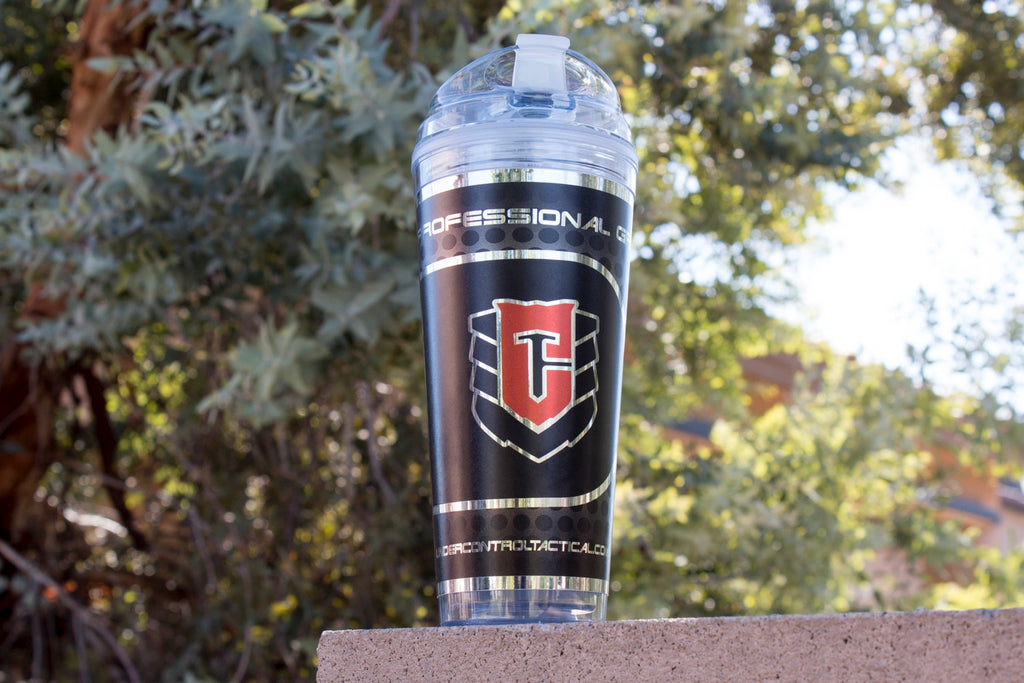 Under Control Tactical Insulated 24oz Thermos Cup