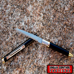 Writing Pen Knife - Perfect for Everyday Carry - Under Control Tactical - 1