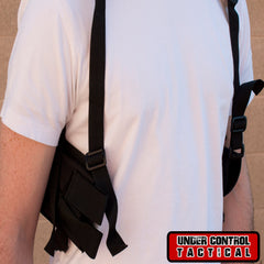 Best Universal Fit Shoulder Gun Holster for Concealed Carry - Under Control Tactical - 1