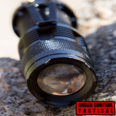 ULTIMATE Tactical LED Flashlight - #1 Rated by Police & Military - Under Control Tactical - 1