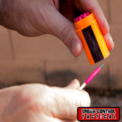 Waterproof Matches with Case - Under Control Tactical - 1