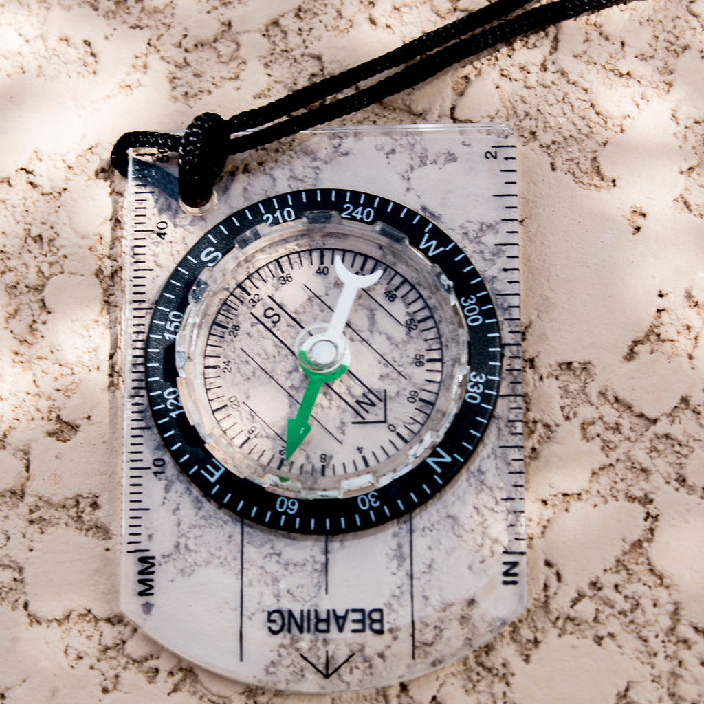 Best Scout Sighting Compass - #1 Rated for Navigation - Under Control Tactical - 3