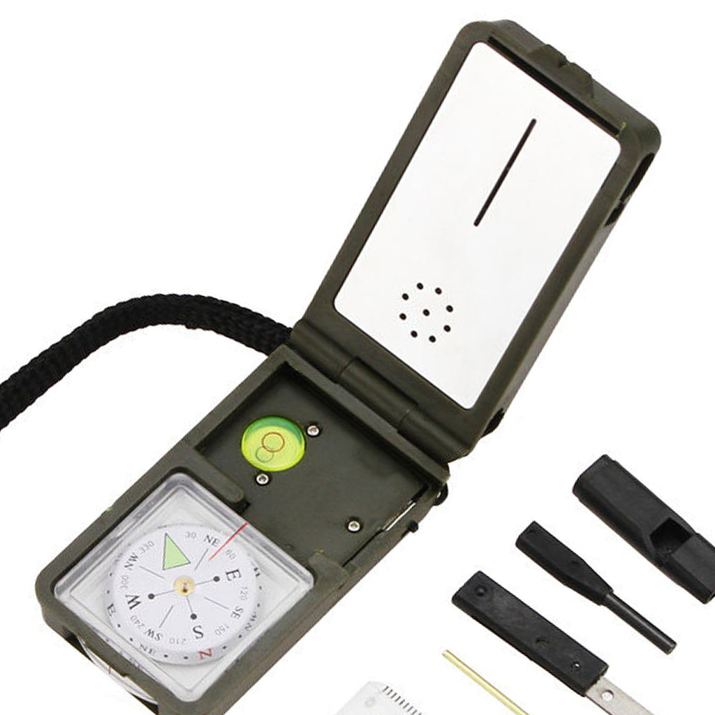 ULTIMATE 12-in-1 Multi-Function Electronic Compass Kit - Under Control Tactical - 4