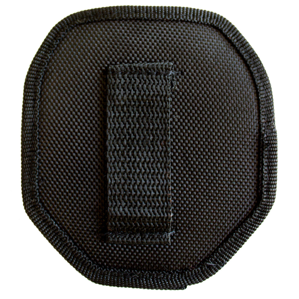 Black Handcuff Case With Secure Snap & Belt Loop - Universal Fit & Lightweight - Under Control Tactical - 5