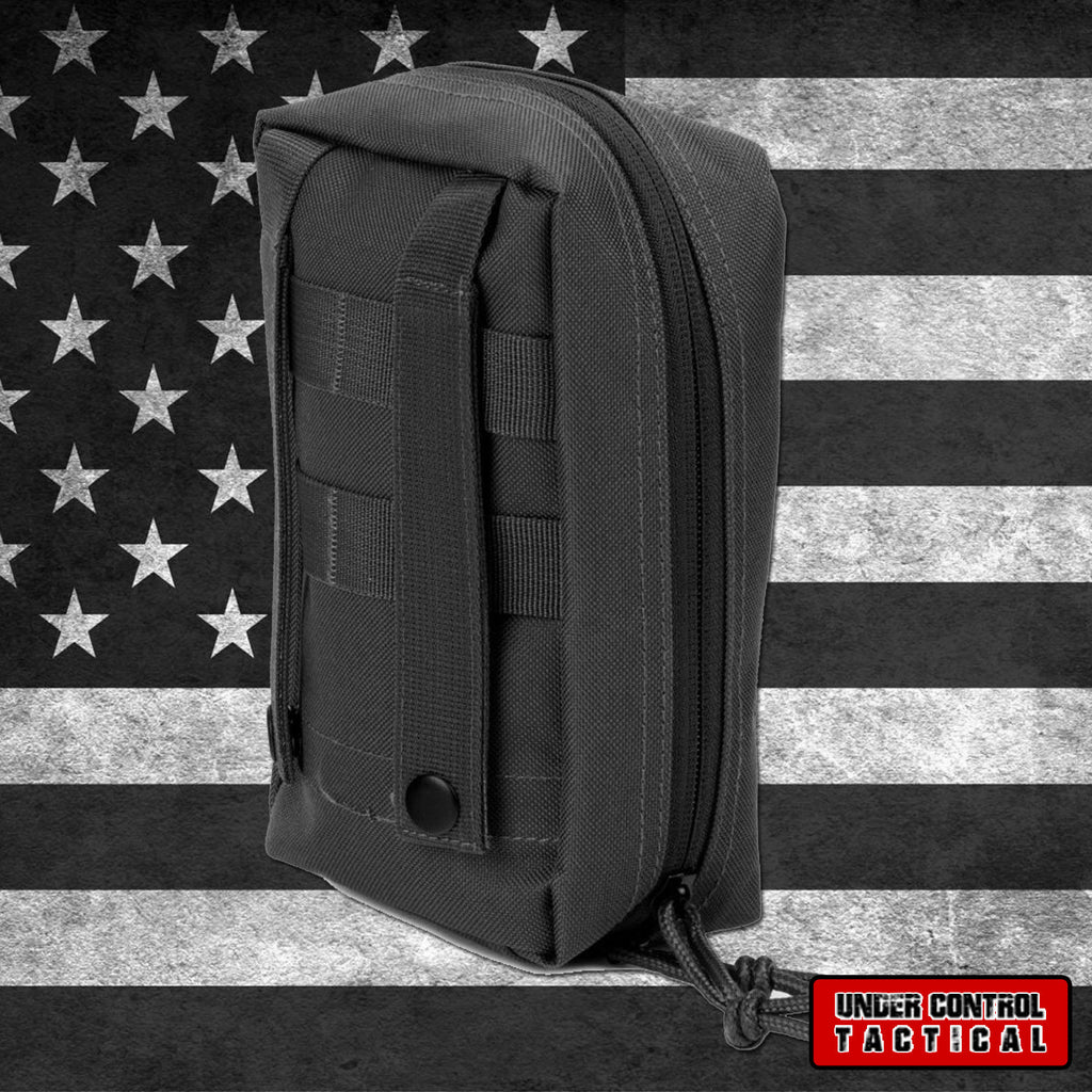 MOLLE Large Medic Pouch and attachable EMT Pouch - Under Control Tactical - 1