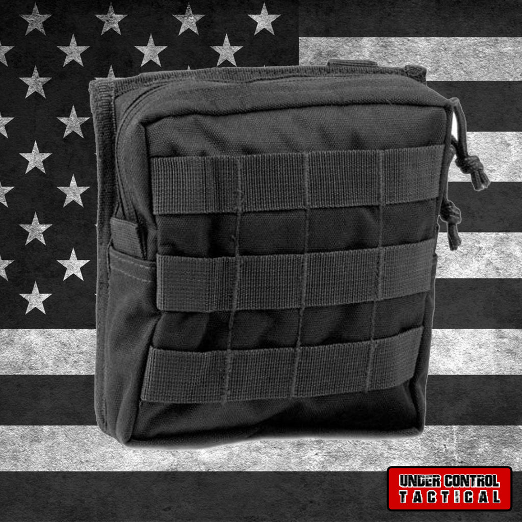 Modular MOLLE Utility Pouch - Under Control Tactical - 1