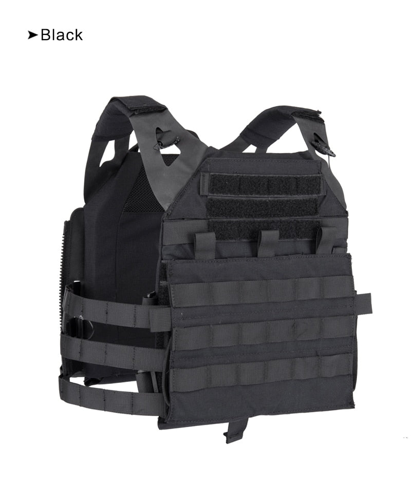 Tactical Armor Military Molle Vest