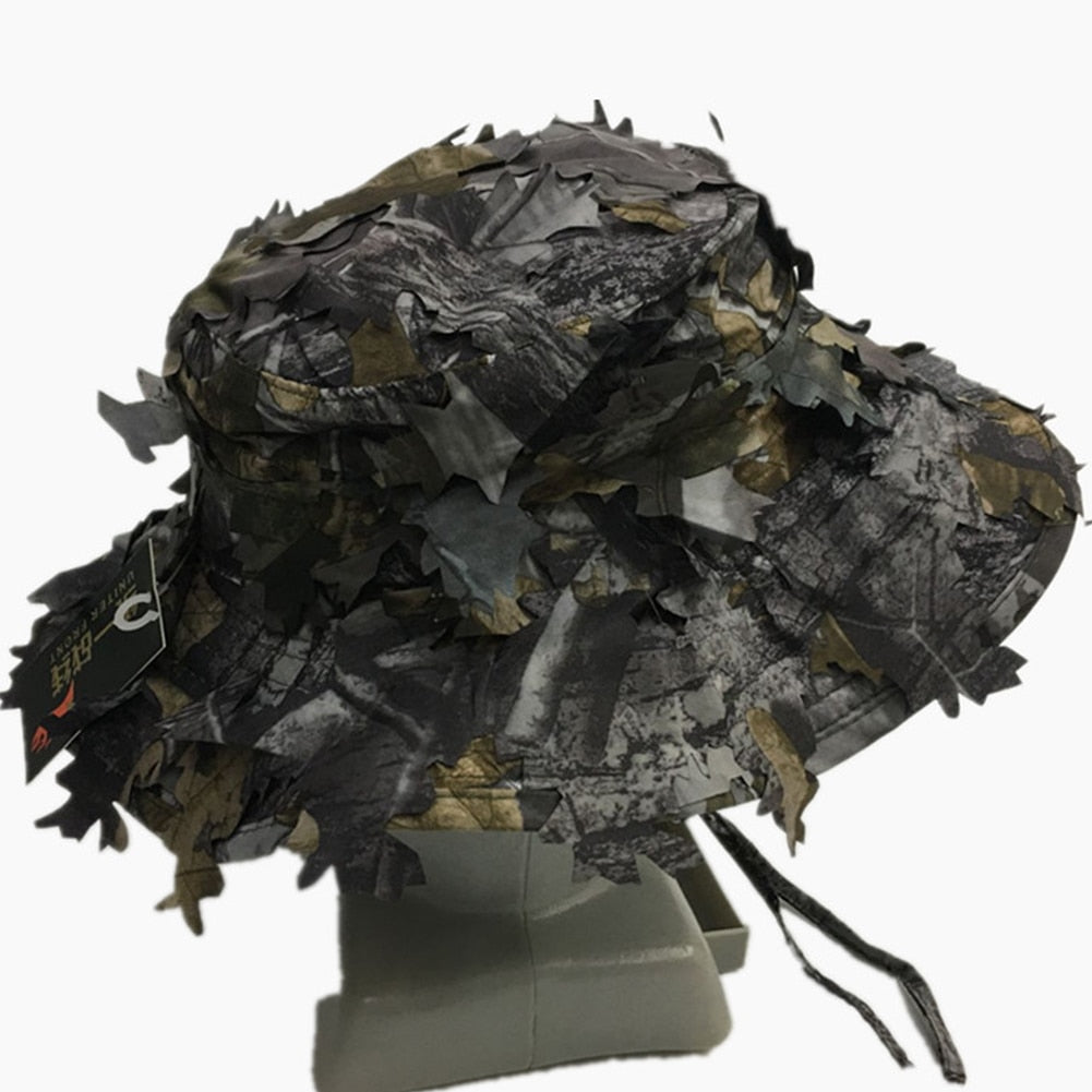 Adjustable Sniper Camouflage Tactical Hat