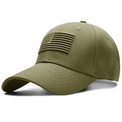 Tactical USA Flag Baseball Cap
