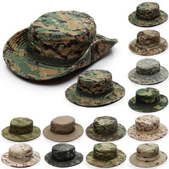 Tactical Camouflage Bucket Hat