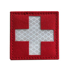 Tactical Reflective Medic Patches