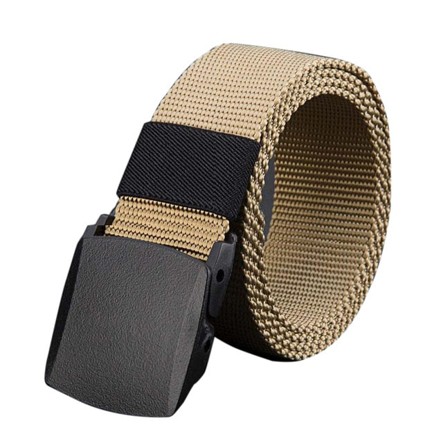 Military Canvas Belt