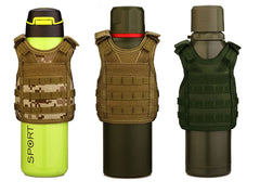 Tactical Beer Military Molle Beverage Vest