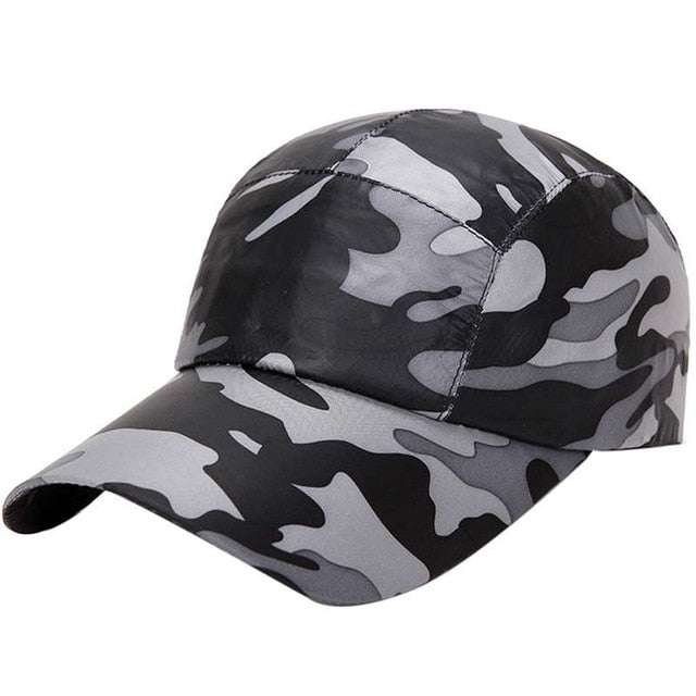 Adjustable Camouflage Tactical Cap