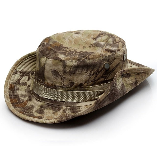 Camouflage Tactical Military Boonie Hat