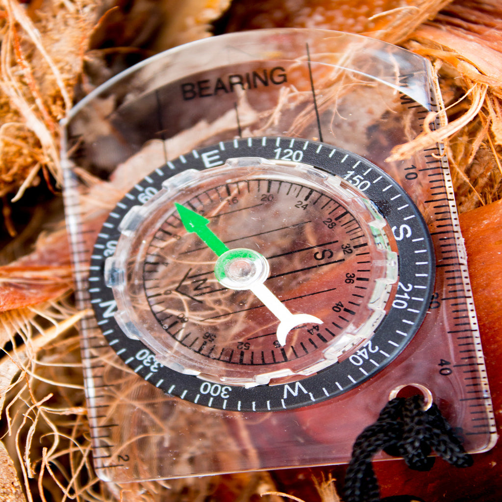 Best Scout Sighting Compass - #1 Rated for Navigation - Under Control Tactical - 4