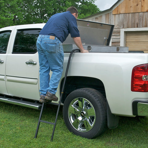 A1 - SideStep Truck Access Ladder