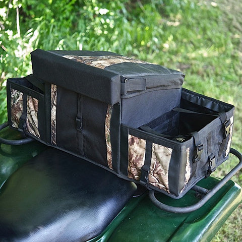 ATV Big Bag Camo Black