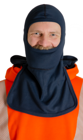 08X01 - TRANSMISSION 9oz FR Knit Balaclava